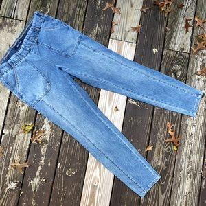 Bandolino Vintage Style Selene Pull-On Skinny Jean